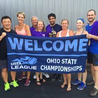 7.0 Mixed Doubles State Champions