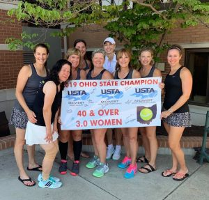 Adult 3.0 Women State Champions