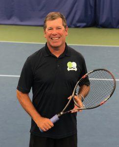 Robert Golsmith; tennis staff
