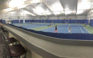 indoor courts