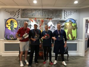 pickleball tournament winners