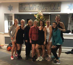 7.5 Women District Champions