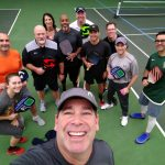 Cardio tennis at Wembley