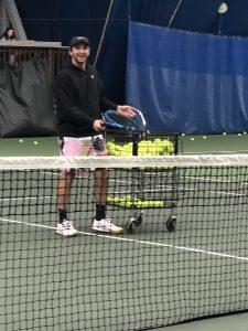 tennis pro andré mick