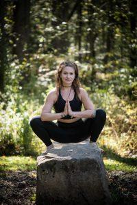 Buti Yoga Instructor Leigh