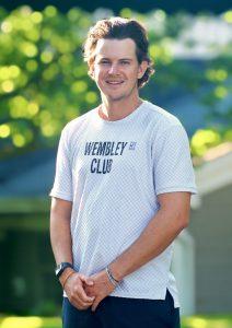 Ben Slade; tennis staff