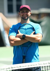 Andre Mick; tennis staff