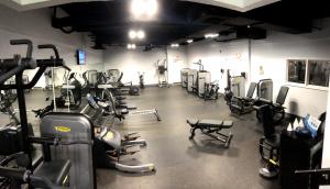Wembley fitness area